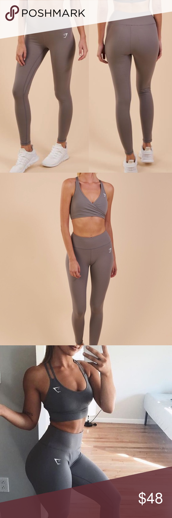 59a79df0c8 S GYMSHARK SLATE GREY DREAMY LEGGINGS ALIGN ALIGNS Never worn only tried  on. I actually think I need to order an XS so that s why I m listing them  their ...