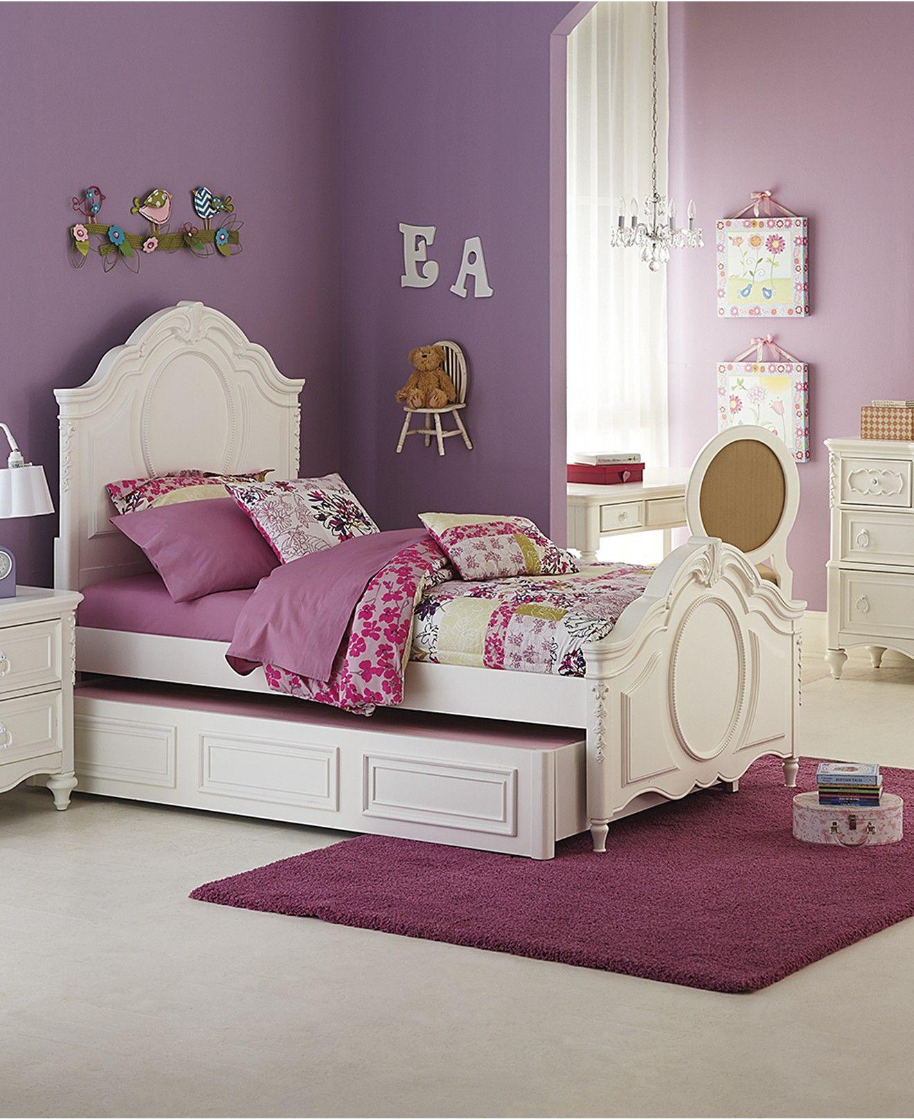 celestial kids bed panel bed  kids' furniture