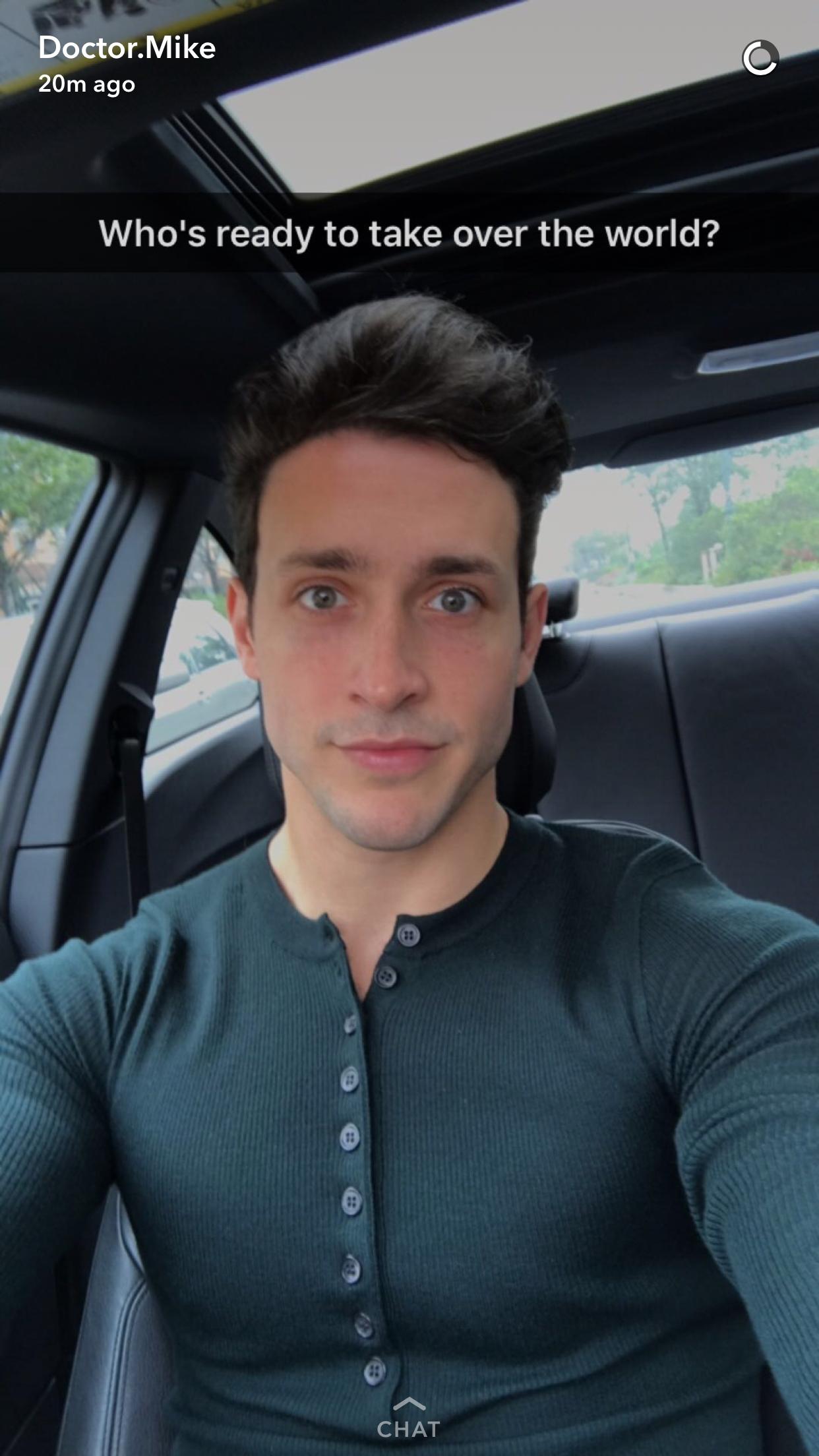 Snapchat Models Dr Mike  M A L E  M O D E L S In 2019 -6499