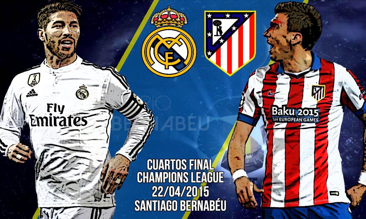 El Real Madrid busca el pase a semifinales de la Champions League ...