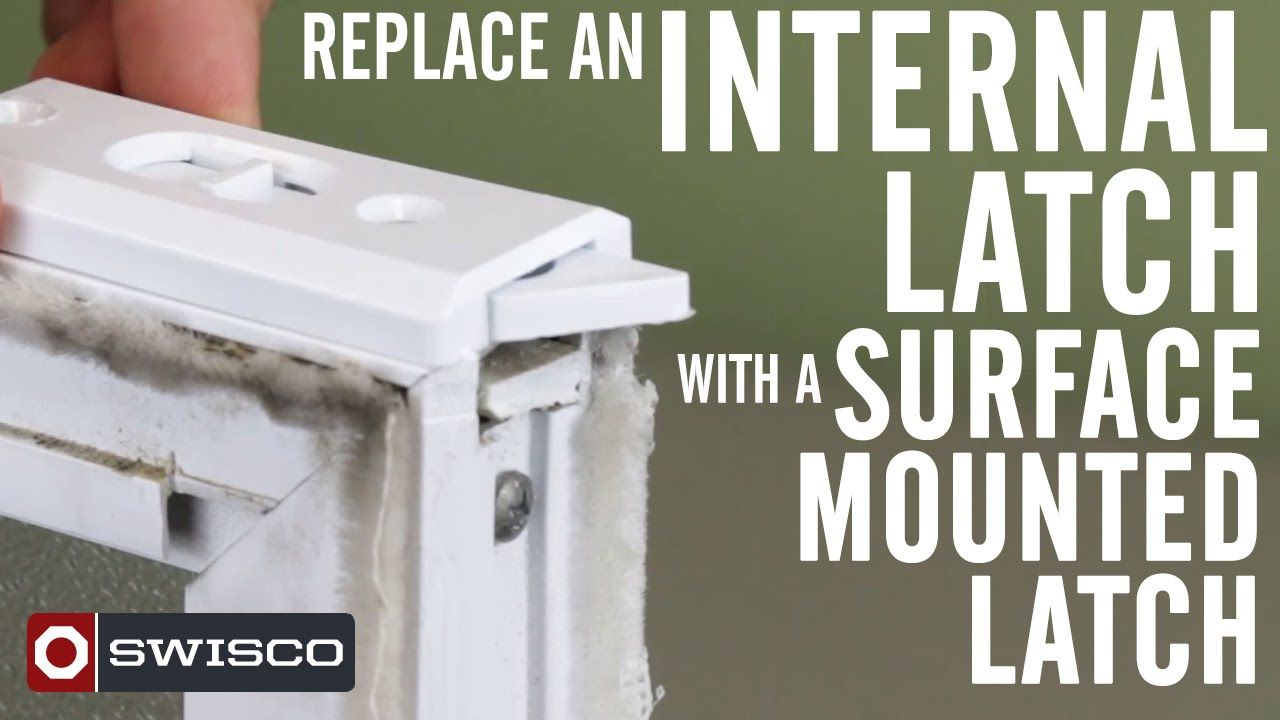 Do You Have A Damaged Internal Tilt Latch Having Trouble Locating A Replacement Swisco Provides A Diy Solution Latches Window Repair Diy Repair