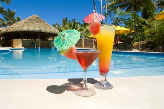 What's your favorite poolside cocktail? Pool party