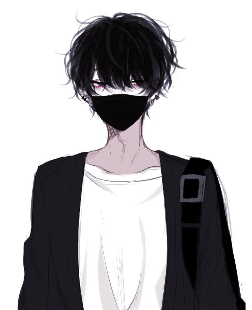 Top 25 Anime Boys with Black Hair - YouTube