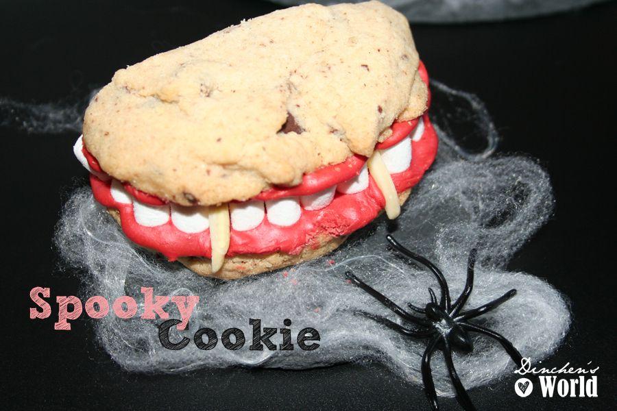 Happy Halloween mit �Spooky Cookies�   dinchensworld