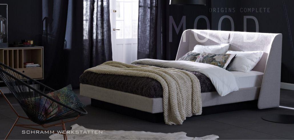 Schramm Boxspring schramm bed mood schramm handmade in germany more