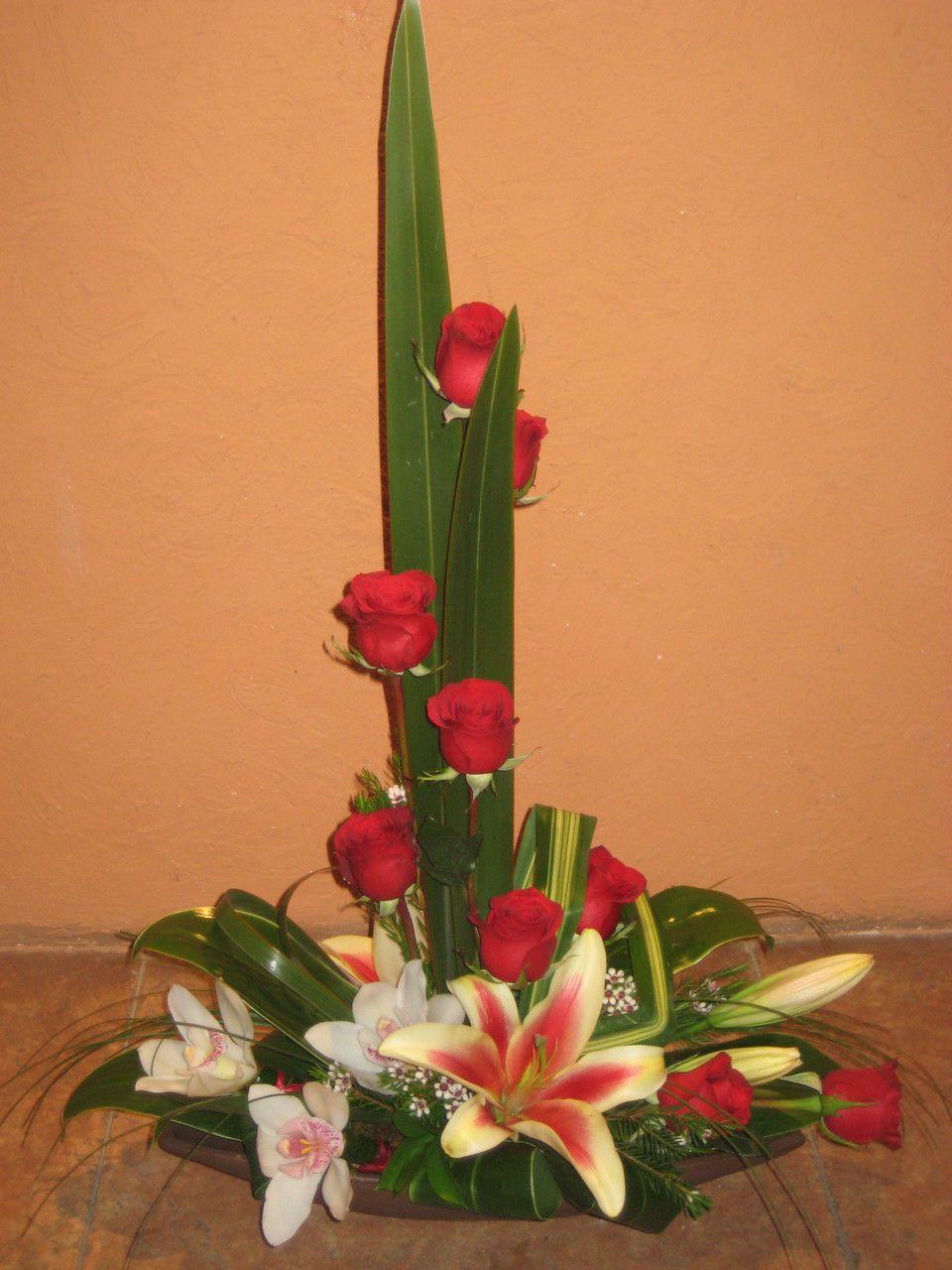 Pin En Arreglos Florales