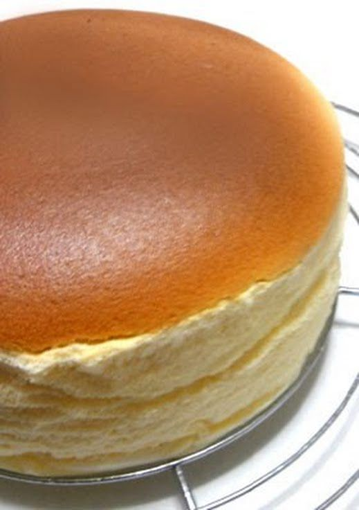 Simple and Easy Soufflé Cheese Cake with Everyday