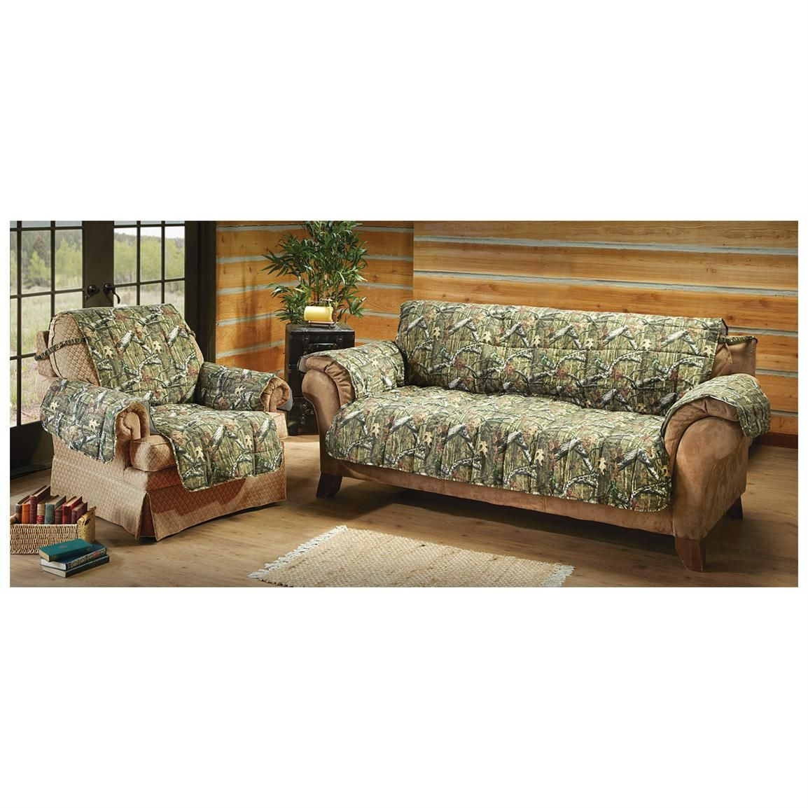 Living room covers for furniture - Bring Mossyoak To Your Living Room With  These Furniture Covers - Living Room Covers For Furniture