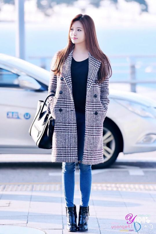 Yura Airport Fashion Pinterest Airport Fashion South Korea And Kpop