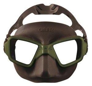 Omer Zero 3 Olive. Masks Spearfishing, Scubastore.com, buy, offers, dive.