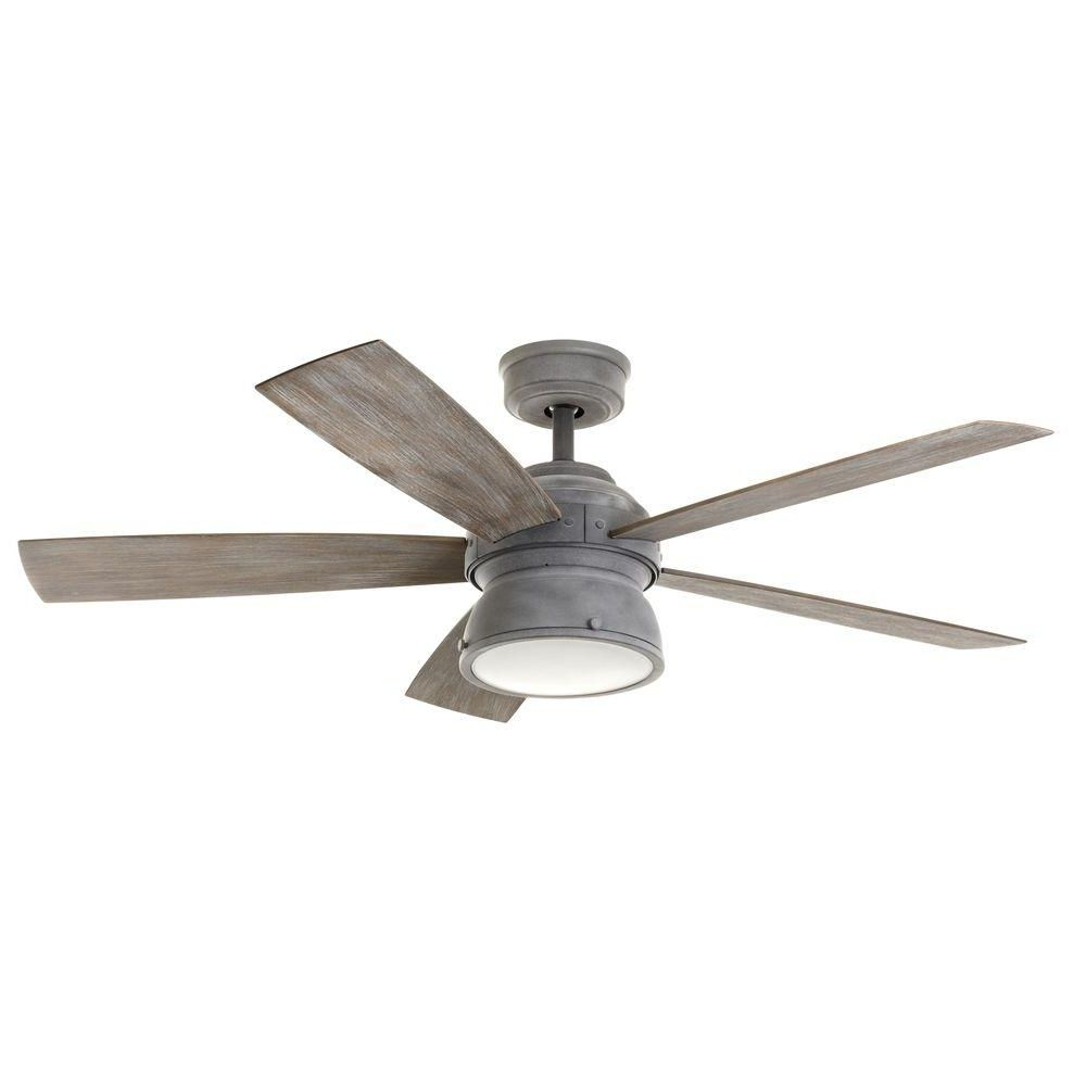 Flush Mount Ceiling Fan Home Decorators Collection In