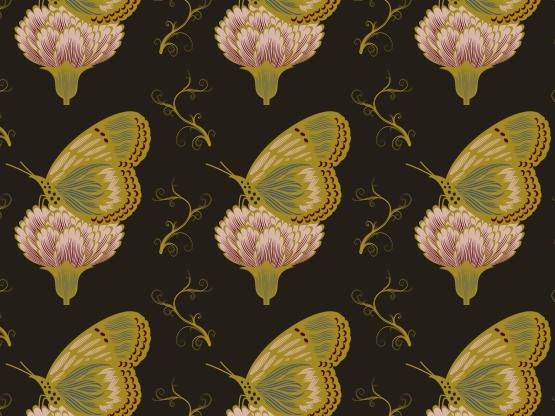 """cajun carnation moth"" by Maurizio Anzari"