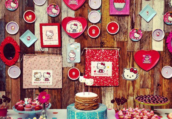 Ideias para fazer uma festa infantil bem caseira. Inspire-se! #festinha #decoração