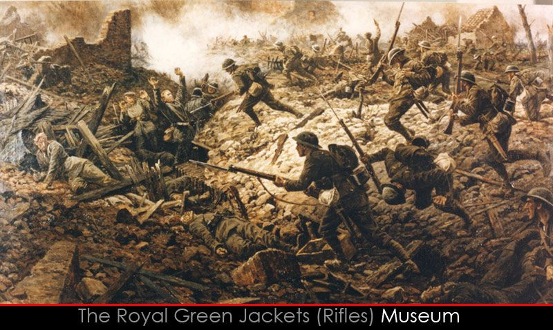 British Green Jackets - My Jacket