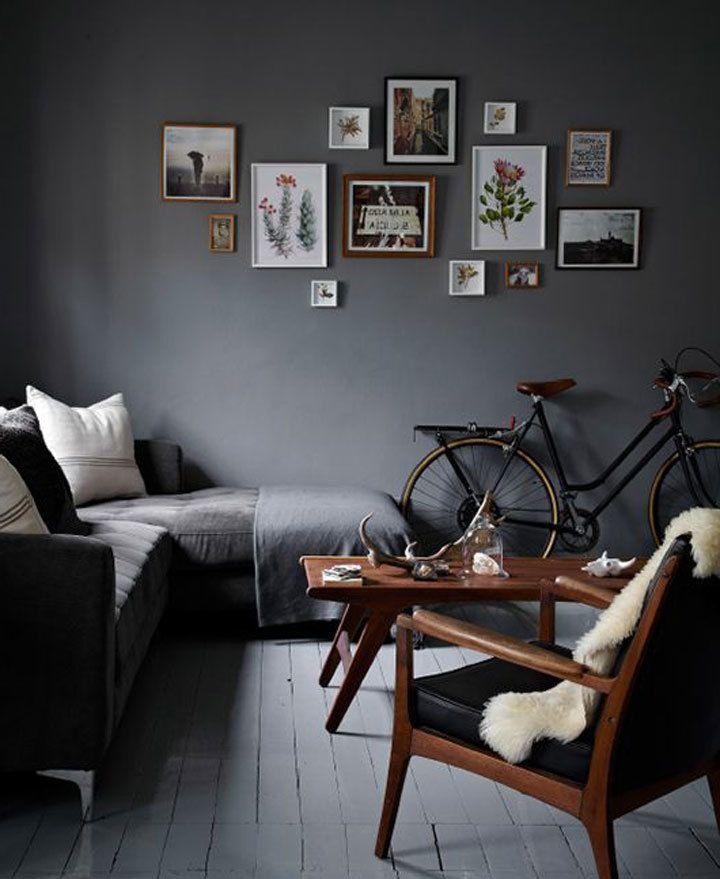 Verzichten Sie Auf Dunkle Farben Bei Der Einrichtung Von Dem Kleinen  Wohnzimmer!