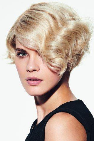 50 coiffures de mariage pour cheveux courts Coiffure