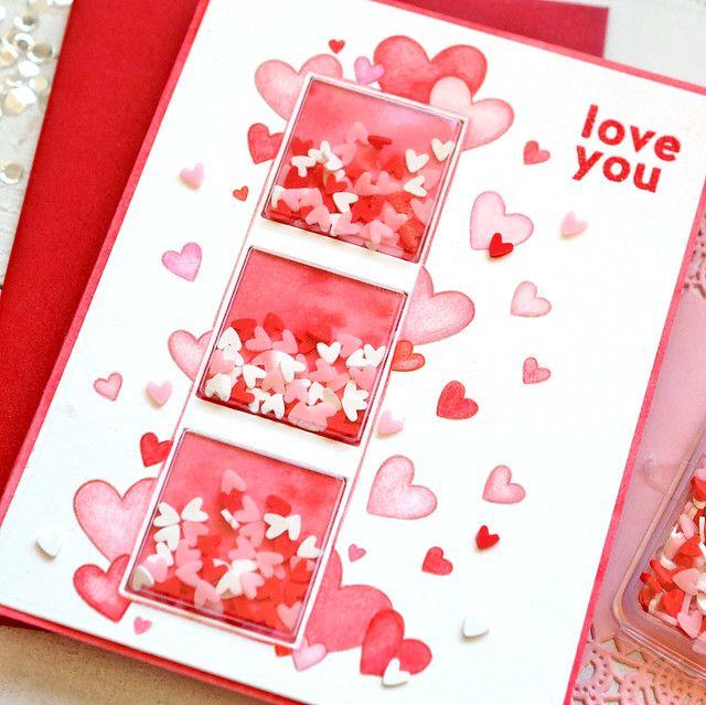 One Stamp, Five Ways - SSS February 2020 Card Kit Window Frames