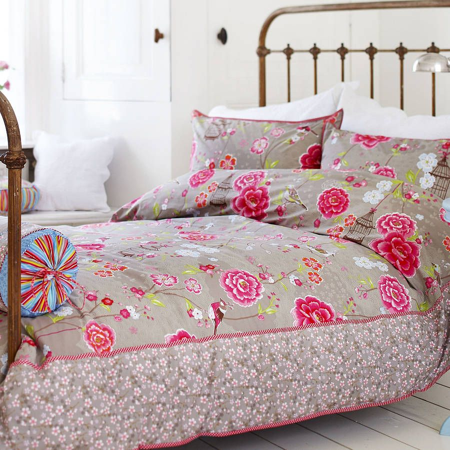 Pip Studio Bettwäsche Birds In Paradise Birds Of Paradise Duvet Sets By Pip Studio By Fifty One Percent