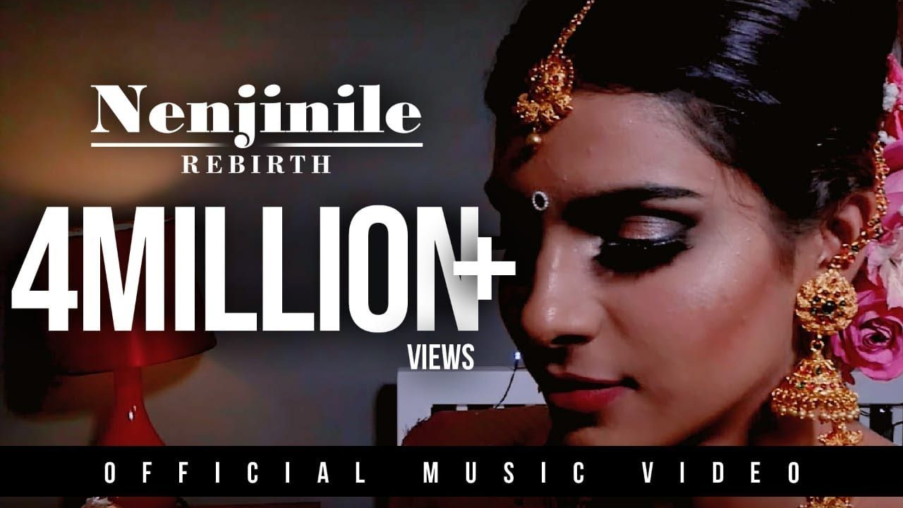 Nenjinile Rebirth Chris G Ft Mc Sai Sahi Siva Official Video Song Youtube Songs Music Videos Rebirth