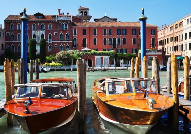 How Do You Get To Venice From Treviso Airport