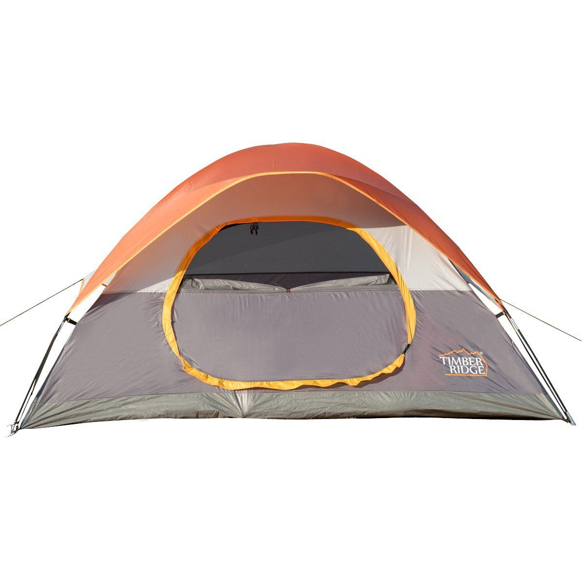 Timber Ridge Lightweight Family C&ing Tent with Compression Bag O-Shape Door 3  sc 1 st  Pinterest & Timber Ridge Lightweight Family Camping Tent with Compression Bag ...