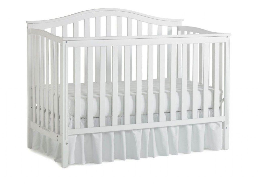 Nursery 101 Sidney Convertible Crib 86 11 Best Price Amazon Deals Convertible Crib Baby Cribs White Baby Cribs White baby cribs for sale