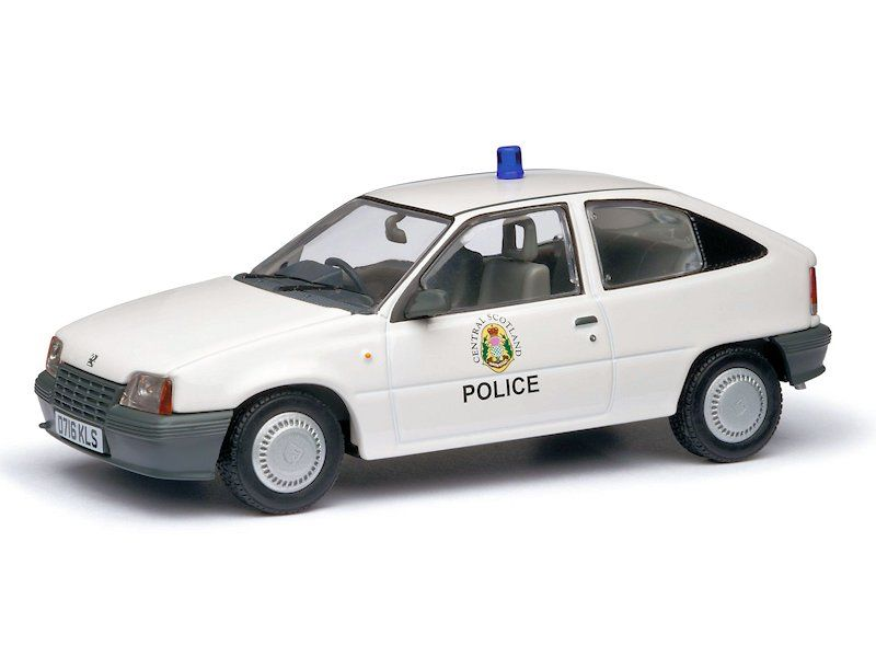 Corgi 1:43 Vauxhall Astra Mk2 Merit Central Scotland Police ...
