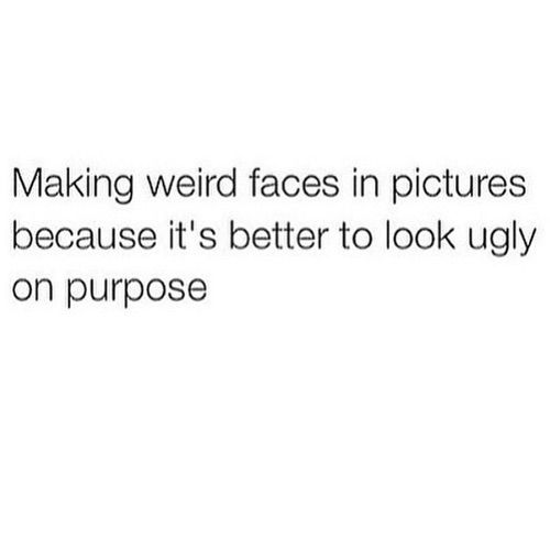 laughing bc it's true