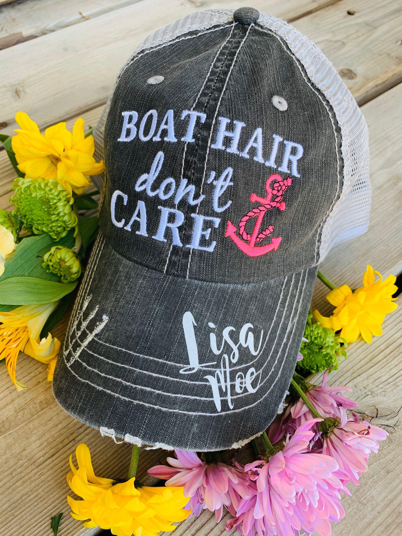 custom flower hat for lisa with extra bling