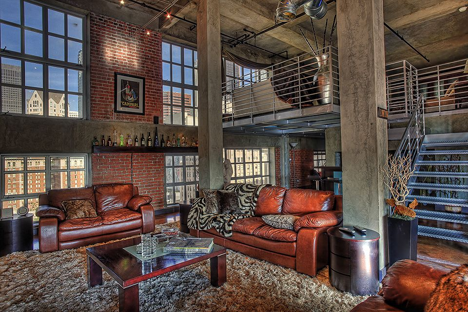 Los Angeles Lofts Architectural Photography Downtown