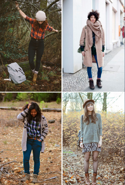 20 Style Tips On How To Wear Hiking Boots Fashionable