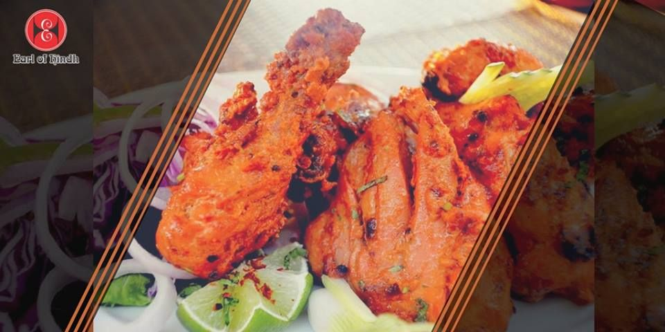 You've never tasted Tandoori Chicken Like This before! Book A Table Now: + 65 6681 6694/+65 6339 3394 Visit us:- http://earlofhindh.com/