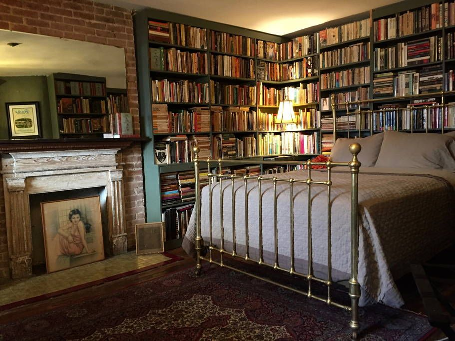 Exceptionnel Library Bedroom   Google Search