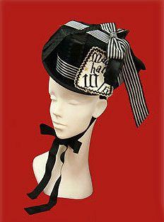 Alice & the Pirates » Headwear » Ribbon BOX Mini Hat