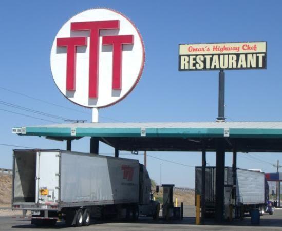 Triple T Truck Stop Big Trucks Big Rig Trucks