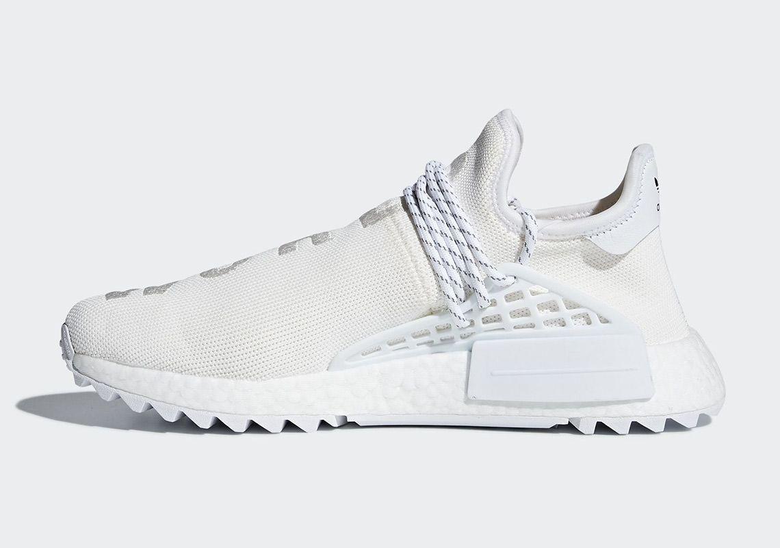 9bd505eabfcec Pharrell adidas NMD Human Race Hu Trail TR AC7031 Release Date