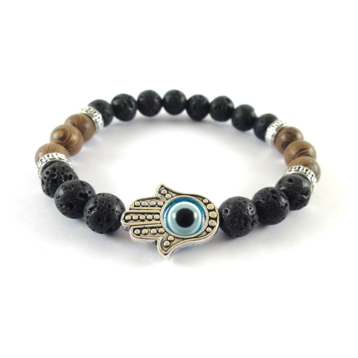 products collections small tagged stretch eye image bracelet custom evil mati topaz jewelry all