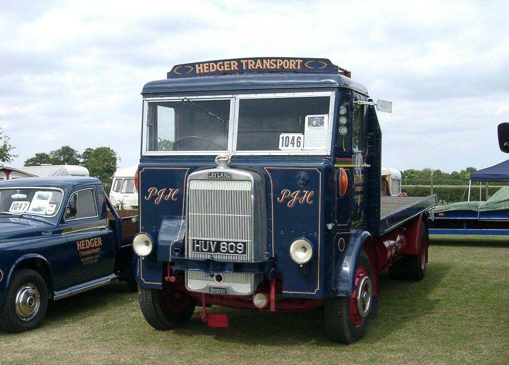 Leyland   Vintage Trucks   Pinterest