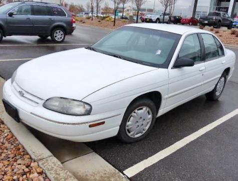 990 Chevrolet Lumina 1996 Cheap Sedan Under 1000 In Near