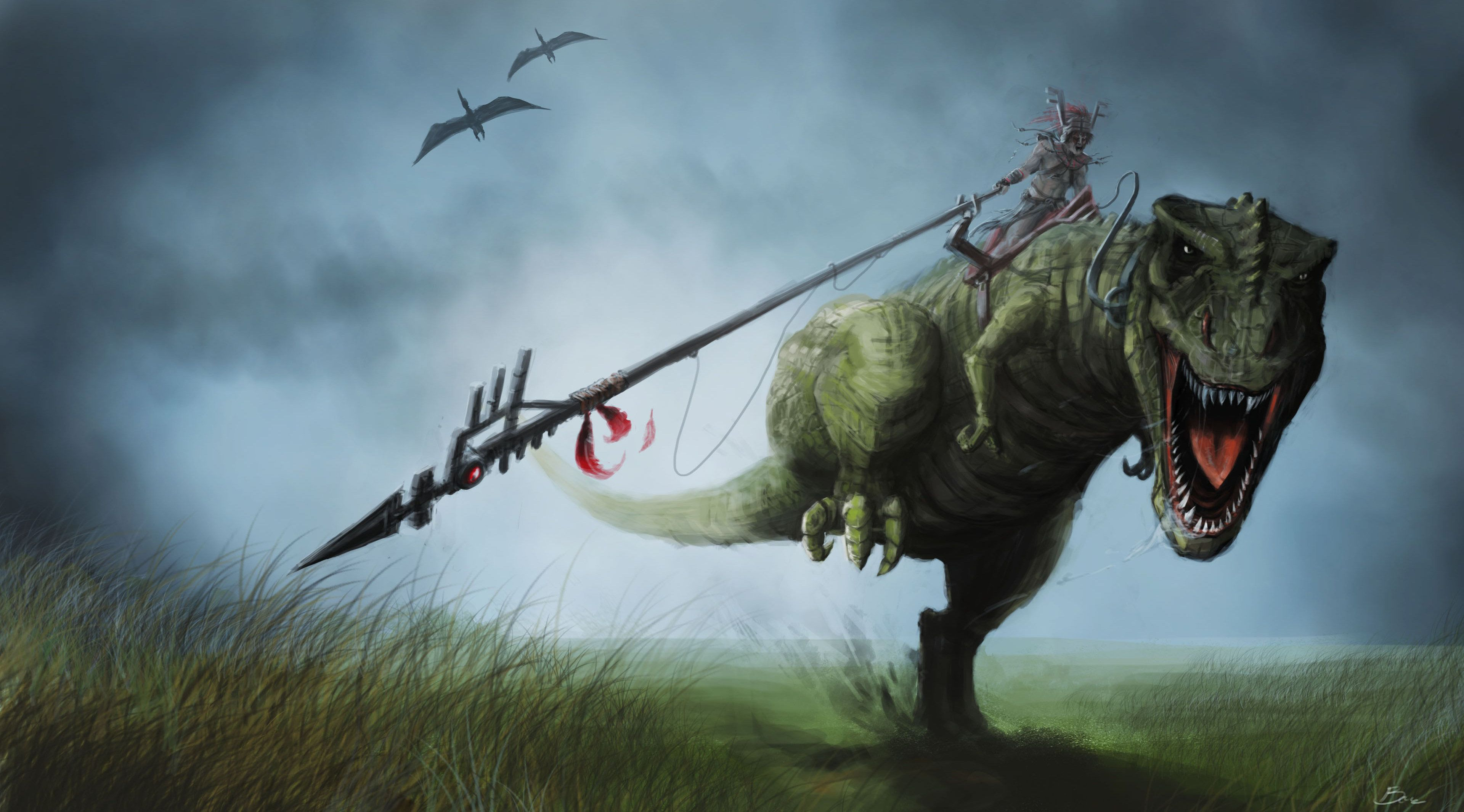 Dinosaur wallpaper dinosaur wallpapers pinterest for T rex location