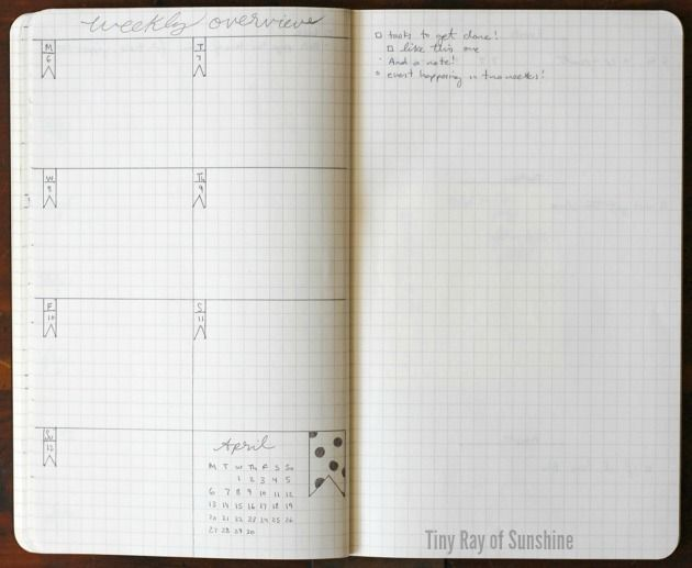 weekly layout bullet journal - Google Search Bullet Journal - diary paper template