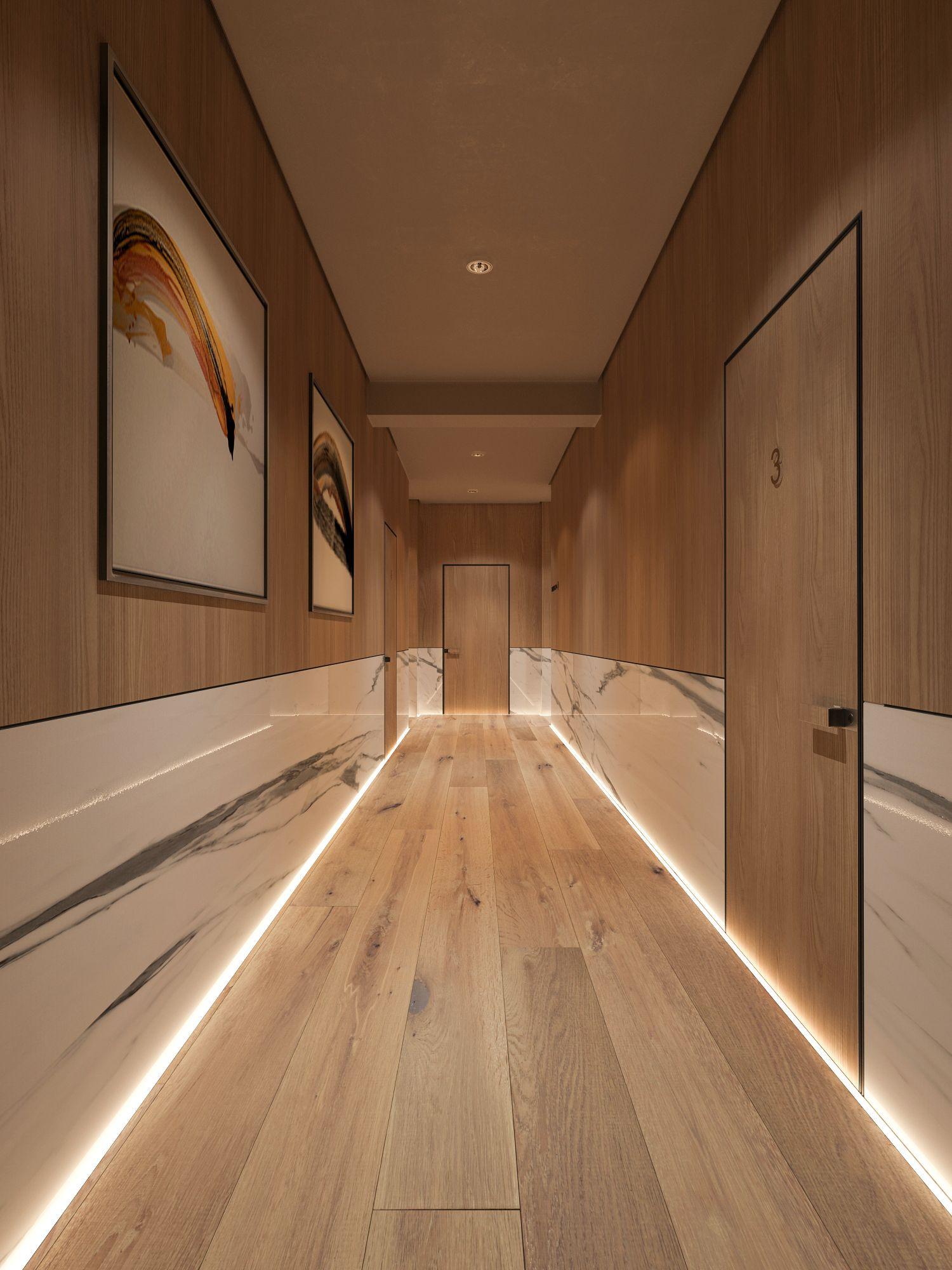 Mini hotel interiors pinterest dise o de interiores for Diseno de iluminacion de interiores