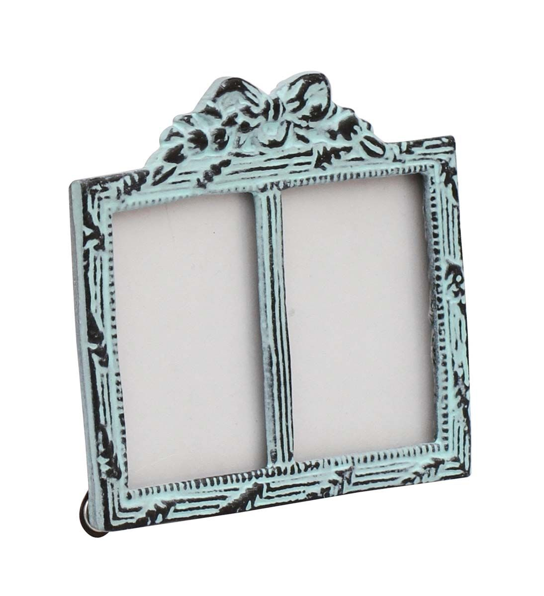 Bulk Wholesale Handmade Double Photo Frame / Picture Stand in Metal ...