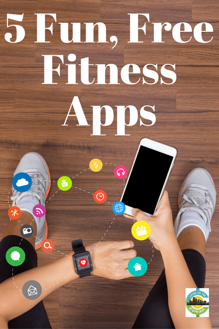 Yes, you can get fit on a budget. Try out these FREE fitness apps on your smartphone to shape up in...
