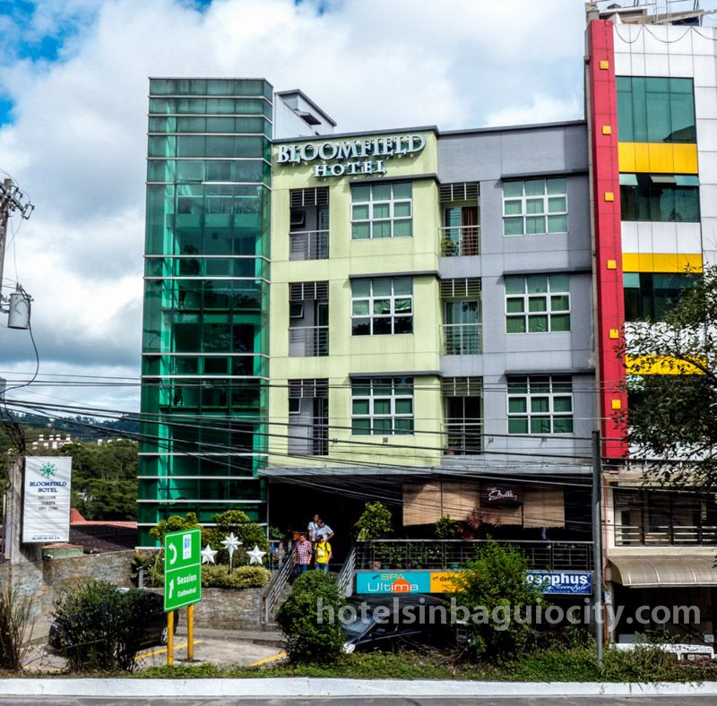 Bloomfield Hotel At Leonard Wood Road Baguio City Philippines