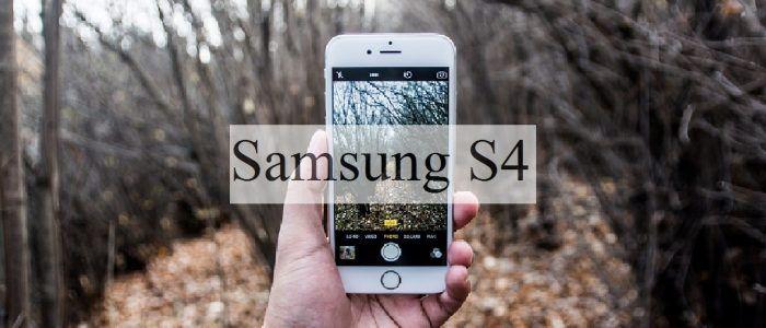 Screenprotector Samsung S4