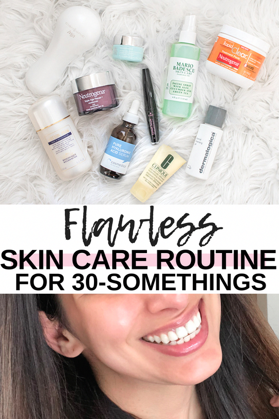 This Is 30 Something My Nightly Skin Care Routine Skincarebeautytips In 2020 Night Skin Care Routine Skin Care Daily Skin Care Routine