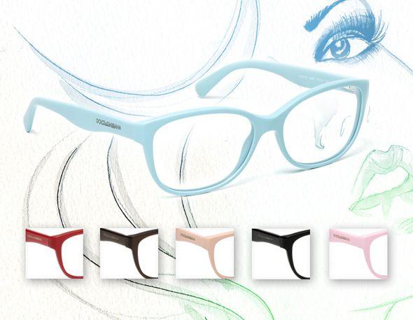 Dolce  Gabbana Matt Silk collection (VI) l #eyewear