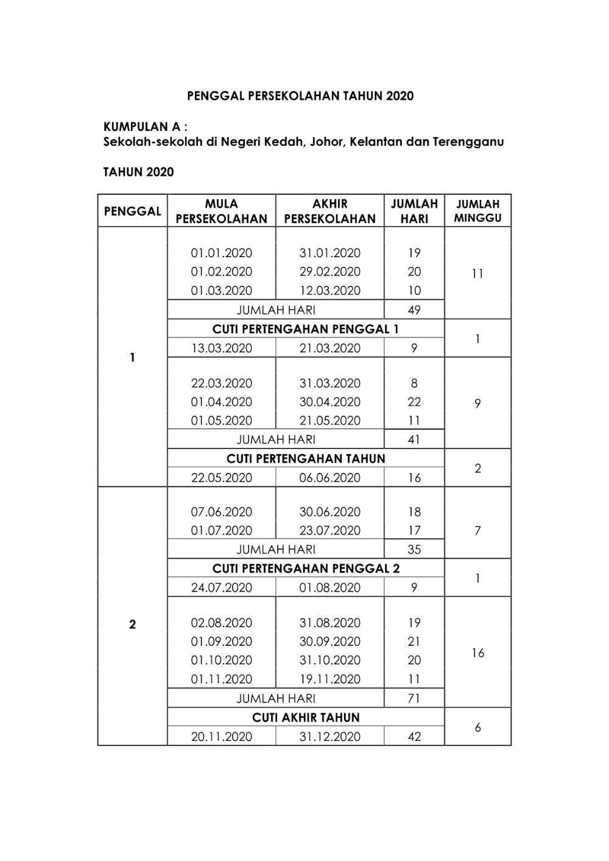 Kpm Takwim Persekolahan Malaysia Principles Sheet Music