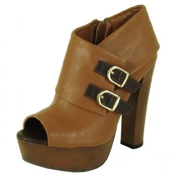 Yes Please! Buckles Heel